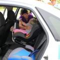 Как выбрать машину с детским креслом в Яндекс Драйв