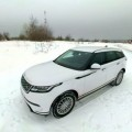 Range Rover Velar в Яндекс Драйв