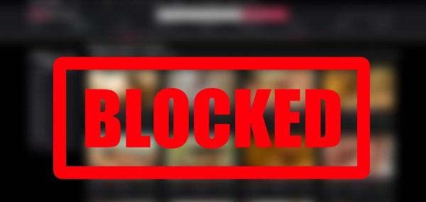 блокировка